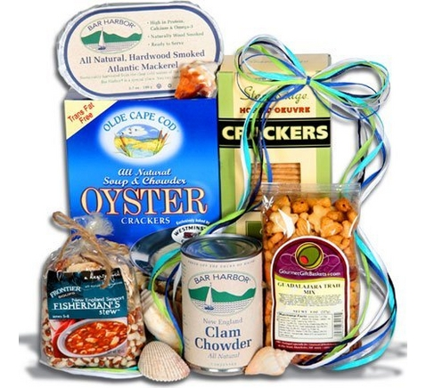 Gift Seafood: How to Tips &amp; Ideas